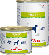 RC Diabetic Special Low Carbohydrate консервы 410 гр