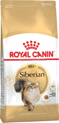 Royal Canin Siberian Adult 400 гр