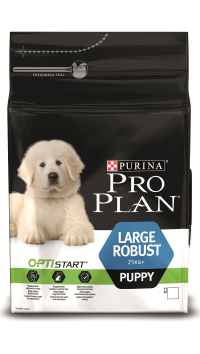 PRO PLAN LARGE PUPPY ROBUST с комплексом OPTISTART