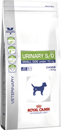 RC Urinary S/O Small Dog USD 20 1,5 кг