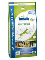 Bosch Adult Menue (Бош Эдалт Меню) 3 кг