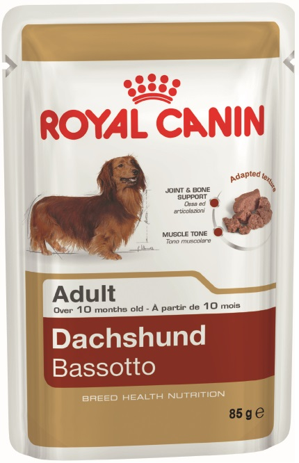 RC Dachshund Adult паштет 85 гр