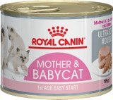 Royal Canin Mother and Babycat мусс 195гр