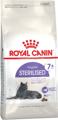 RC Sterilised 7+ 400 гр