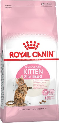 RC Kitten Sterilised 400 гр