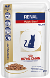 RC Renal Feline With Beef 85 гр