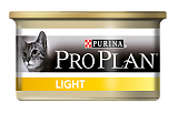 PRO PLAN Light консервы 85 гр