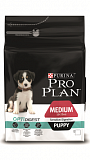 PRO PLAN MEDIUM PUPPY SENSITIVE DIGESTION с комплексом OPTIDIGEST