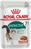 Royal Canin Instinctive +7 в соусе 85гр