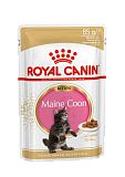 Royal Canin Kitten Maine Coon в соусе 85гр