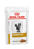 RC Urinary S/O Feline With Chicken кусочки в соусе 85 гр