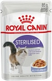 Royal Canin Sterilised в желе 85гр