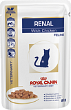RC Renal Feline With Chicken 85 гр