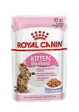 Royal Canin Kitten Sterilised в желе 85гр