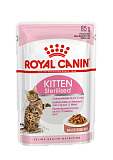 Royal Canin Kitten Sterilised в соусе 85гр
