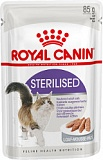 Royal Canin Sterilised паштет 85гр